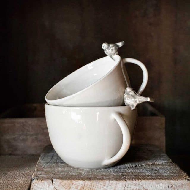 Tasse à thé Teabird